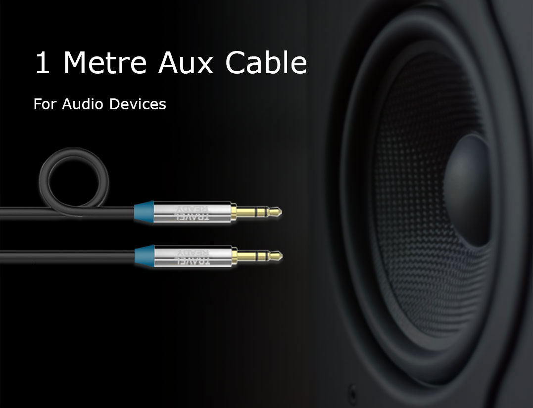 Travel Ready - Aux Cable